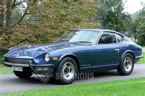 old nissan coupe sold datsun 240z coupe auctions lot 44 shannons