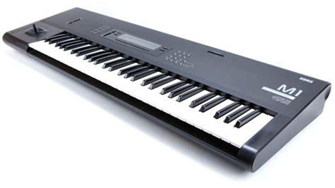 Keyboard Korg M1 korg m1 vintage synth explorer