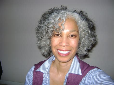 hairstyles for gray hair 2011 naturally beautiful hair link of the day gorgeous teruko