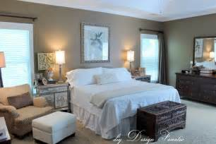 Diy Bedroom Decorating Ideas On A Budget by Diy Design Fanatic Decorating A Master Bedroom On A Budget