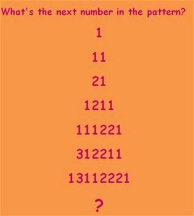 difficult pattern quiz number series picture riddle genius puzzles