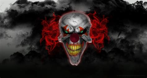 44 Best Scary Clowns Images by Image Gallery Horror Clown Wallpaper