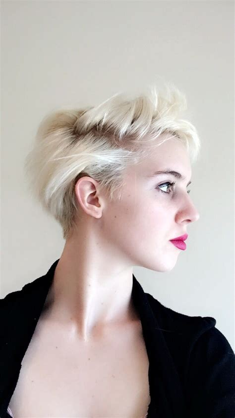 black platinum short haircuts 25 best ideas about short platinum hair on pinterest