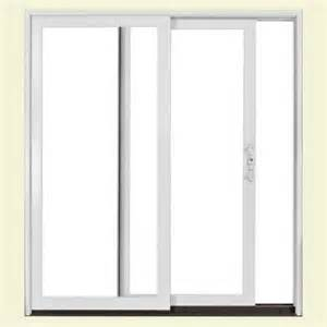 Patio Doors At Home Depot Jeld Wen 72 In X 80 In W2500 Series Right Sliding
