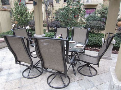 rocking patio furniture rocking patio furniture set chicpeastudio