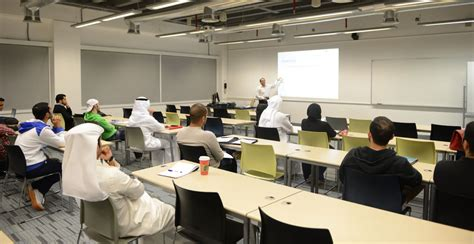 Mba Hospital Administration In Kuwait by Gust Mba Hosts Koc Engineer For Presentation On Process