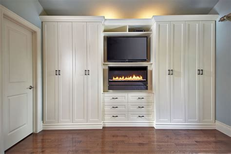 bedroom wall unit ideas space solutions custom built in fireplaces space