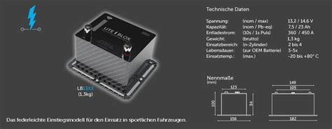 ab wann untertemperatur liteblox high performance lightweight batteries