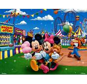 Minnie At The Fair Mickey And Wallpaper 7969879 Fanpop