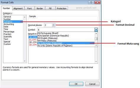 accounting number format fungsinya adalah edit dan entri data pada excel belajar blog