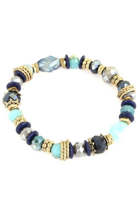 stretch bead bracelets glass bead stretch bracelet bracelets
