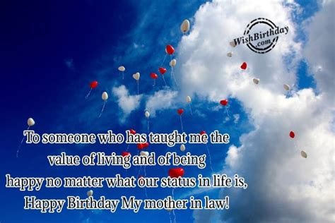 Happy Birthday Wishes For Respected Person Birthday Wishes For Mother In Law Birthday Images Pictures