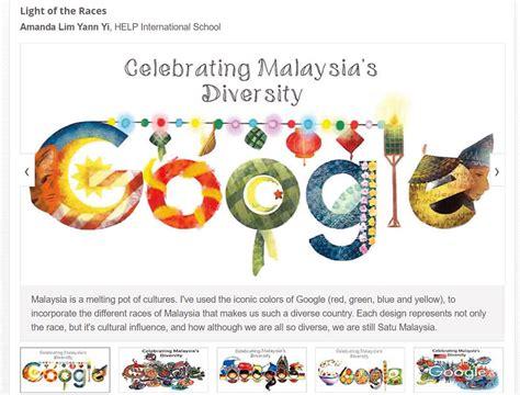 doodle 4 malaysia 2014 teknologi undian doodle 4 sempena hari malaysia
