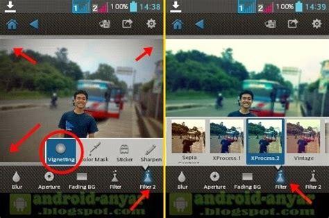 cara edit foto blur menjadi fokus cara membuat fokus pada foto di android