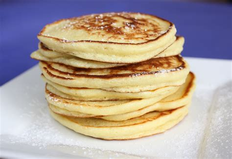 Table Spoons To Cups Lemon Ricotta Pancakes