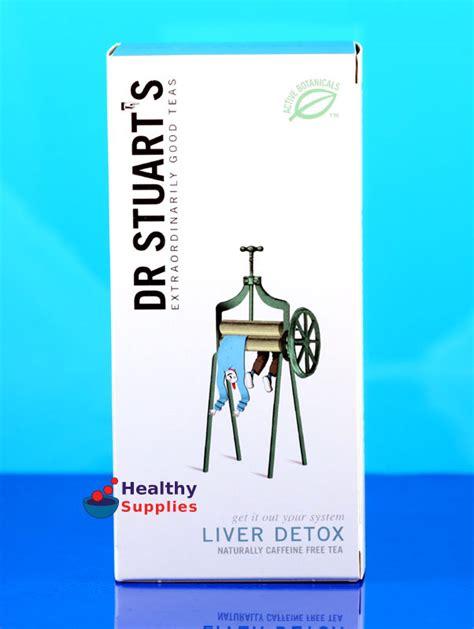 Dr Stuarts Liver Detox by Liver Detox Herbal Tea 15 Bags Dr Stuart S