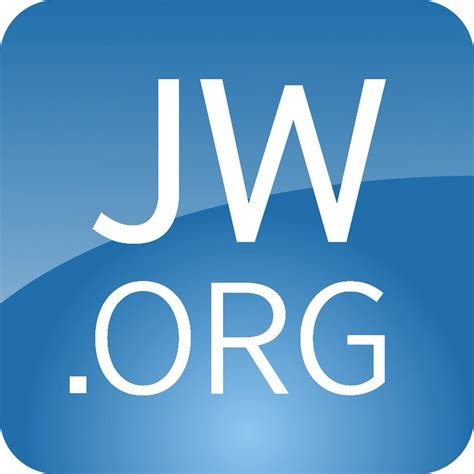 jw org jw org logo blue quotes