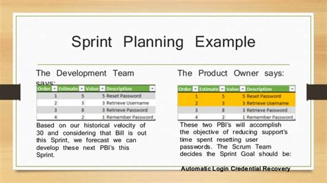 Sprint Planning Template 28 Images Sprint Capacity Planning Excel Template Free 50 Pinned Sprint Planning Template