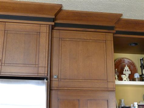 mission style cabinet doors kitchen craftsman with arts