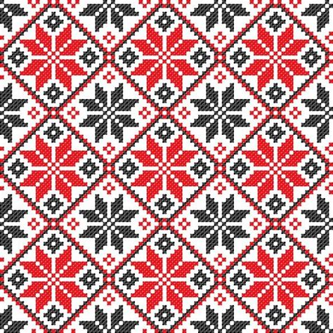 Ukrainian Cross Stitch Pattern Cross Stitch Patterns