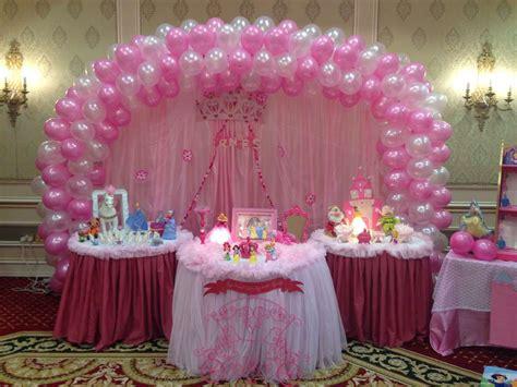 birthday princess theme decoration princess theme birthday ideas photo 20 of 21