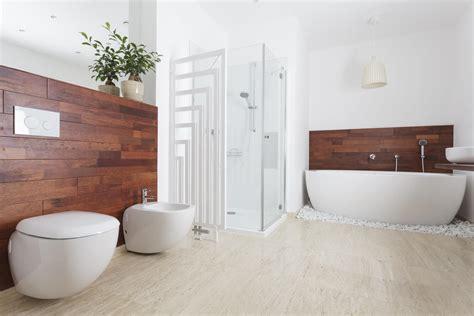 holzverkleidung badezimmer wissenswertes zu holz im badezimmer