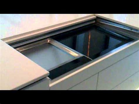 kochfeld abdeckung schlieter klein holz metall design moderne k 252 che