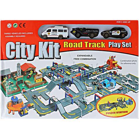 Mainan Track Mobil Stunt Track toko jual mainan kereta api chuggington dan