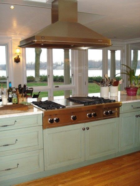 kitchen island range hoods 25 best ideas about island range on