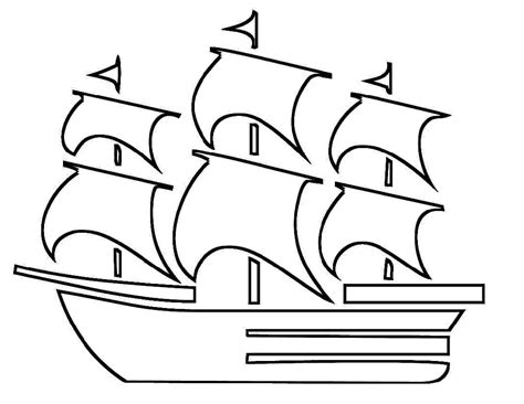 coloring page house boat 21 printable boat coloring pages free download