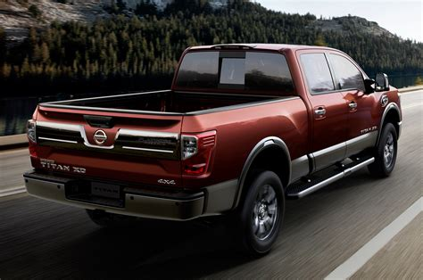 titan nissan 2016 2016 nissan titan xd reviews and rating motor trend