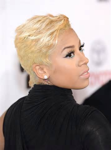 keyshia cole mohawk hairstyles hair crush wednesday keyshia cole s colorful and