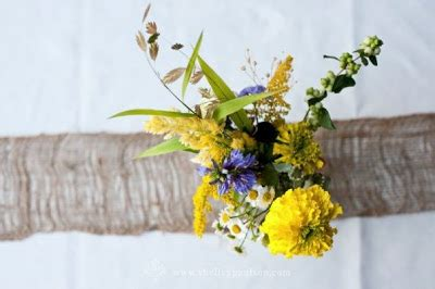 Mjo Flower boho chic picked flowers