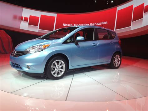 nissan versa note 2013 naias 2013 nissan versa note left the