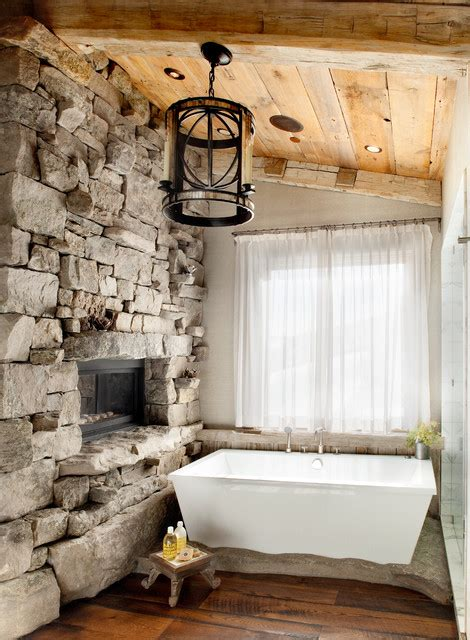 rustic master bathroom master bathroom rustic bathroom other metro by
