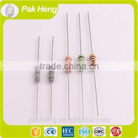 10k resistor tolerance 10k 100 ohm electronic component metal oxide fixed resistors color code with 5 resistance