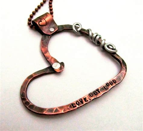 cold connections jewelry copper necklace sted from firedupladieshamme