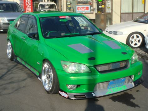 toyota altezza modified modified toyota altezza sxe10 for sale car on track trading