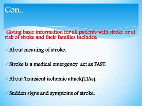 symptoms of a light stroke mister light stroke