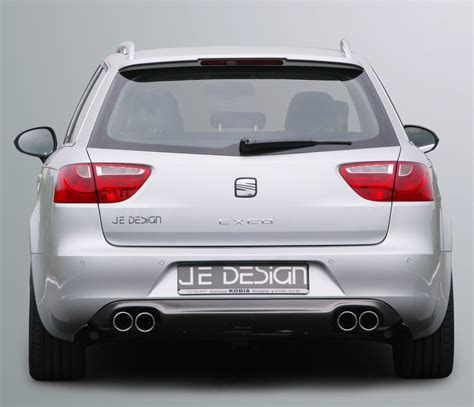seat exeo st by je design autoevolution