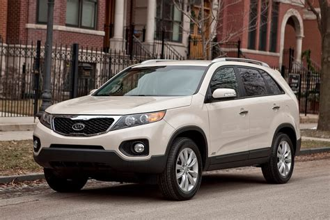 New Kia Sorrento 2011 Kia Sorento Reviews Specs And Prices Cars