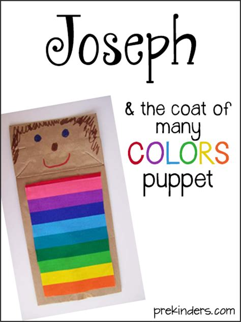 will s coat the story of one who chose to live again books joseph and the coat of many colors puppet prekinders