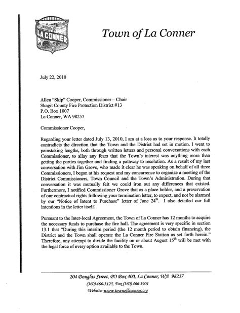 Business Letter Of Intent letter of intent purchase business