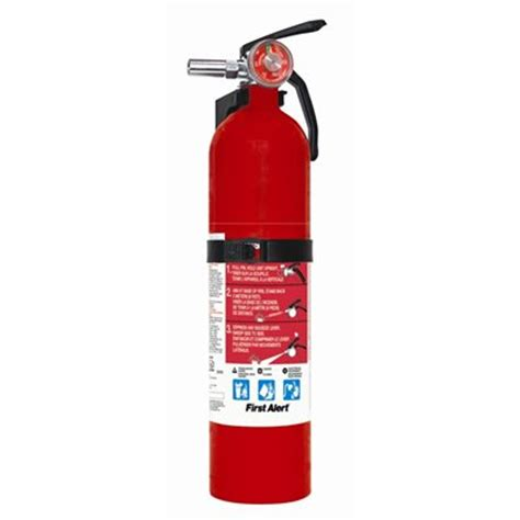 tree extinguisher alert fe1a10goa 2 5 lb rechargeable multi purpose