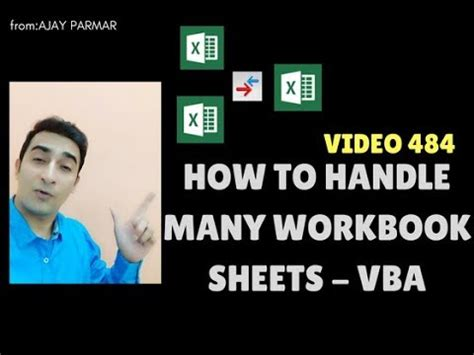 how to select sheets learn ms excel video 484 how to select sheets in