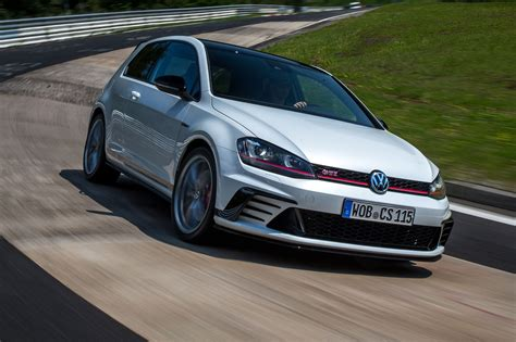 volkswagen gti sports car vw golf gti clubsport s 2016 review by car magazine