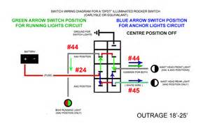 wiring diagram for boat navigation lights php wiring wiring exles and