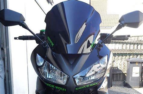 Aufkleber Kawasaki Er6f by Ed S World