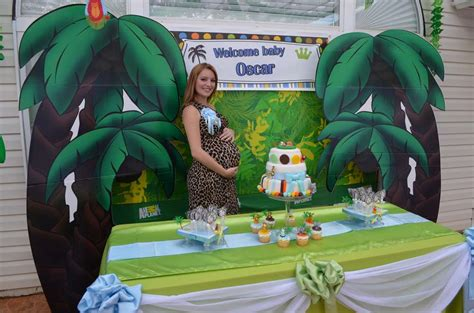 King Jungle Baby Shower Theme by King Of The Jungle Baby Shower Ideas Photo 6 Of 12 Catch My