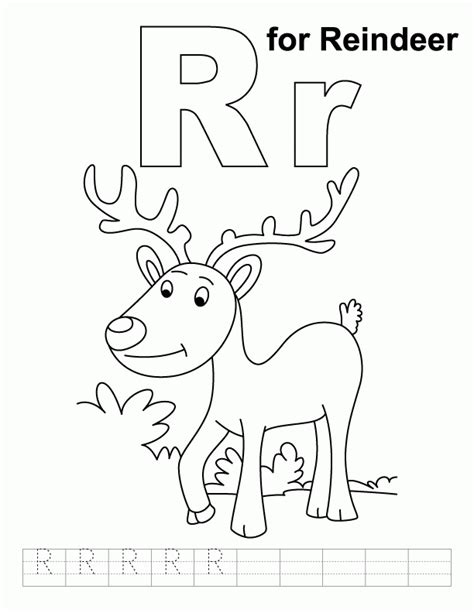 r coloring pages preschool r coloring pages coloring home